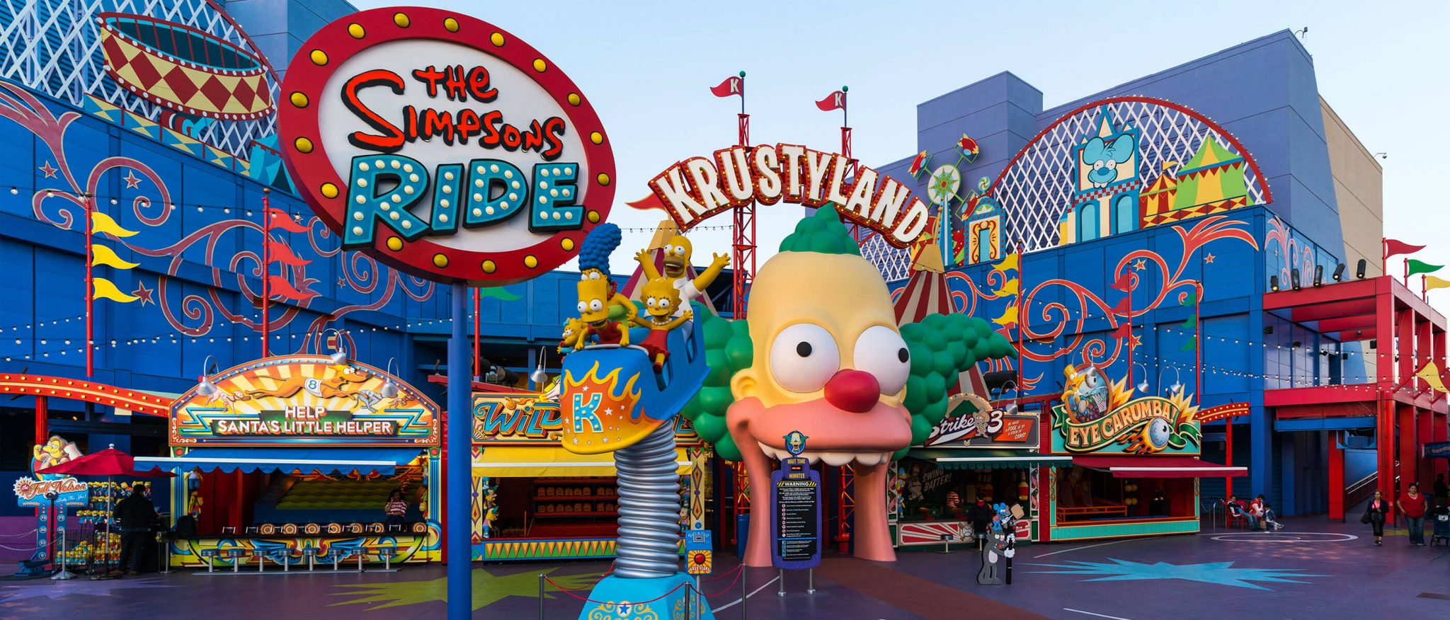 things-to-do-in-orlando-universal-simpsons
